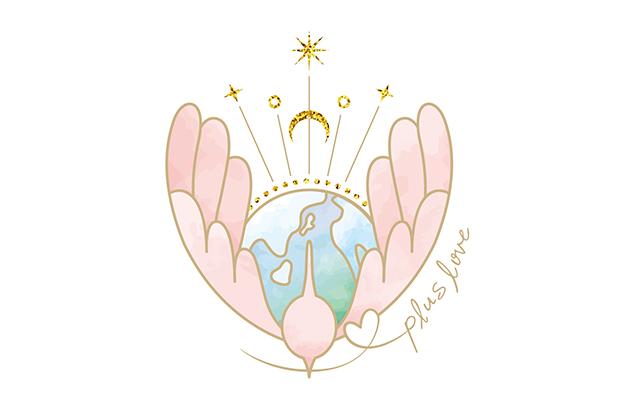 plus love/Logo Design/ロゴデザイン