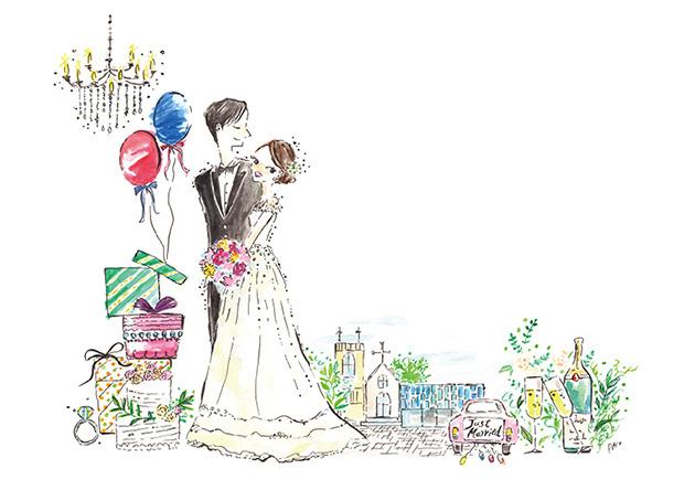 wedding board order/オーダー