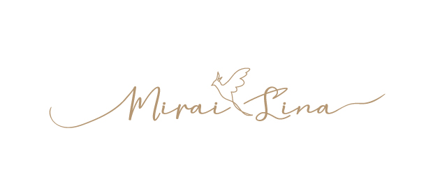 Mirai Lina/Logo Design/ロゴデザイン